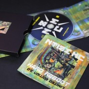 CD Hard Reboot 3.0 Limited Edition